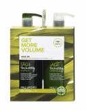 Paul Mitchell Save on Tea Tree Duo Lemon Sage - 2 x 1000 ml